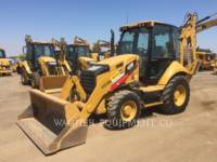 CATERPILLAR BAGGERLADER 420F 4WD equipment  photo 1