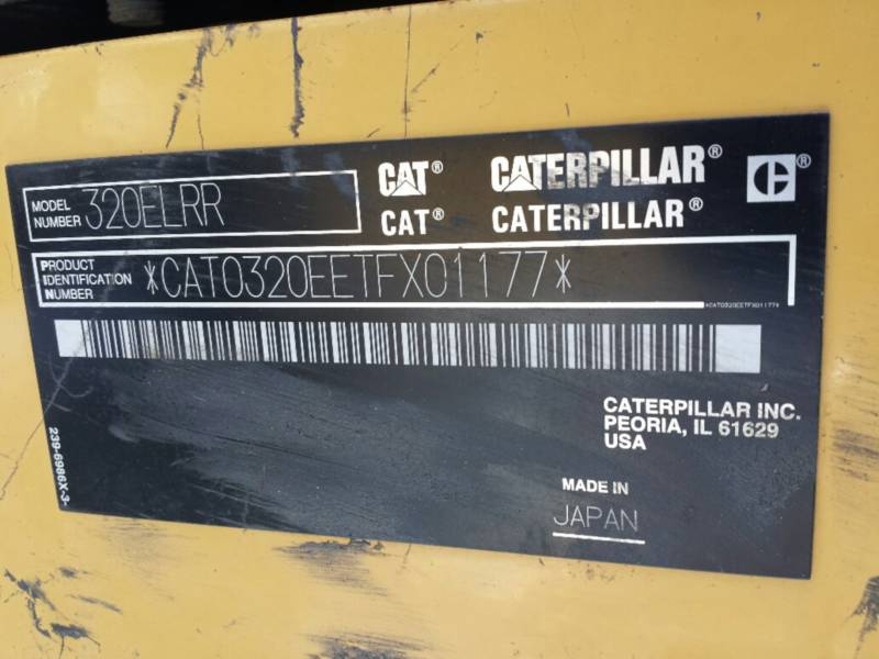 Caterpillar EXCAVATOARE PE ŞENILE 312EL equipment  photo 16