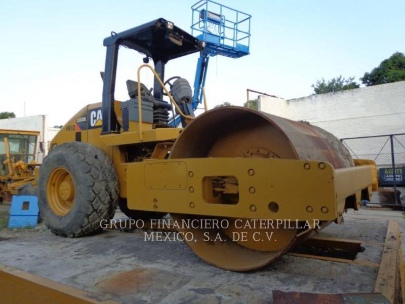 CATERPILLAR ROLO COMPACTADOR DE ASFALTO COMBINADO CS-533E equipment  photo 6