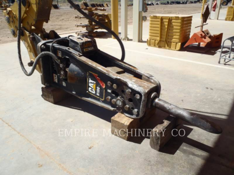 CATERPILLAR HERRAMIENTA DE TRABAJO - MARTILLO H100 equipment  photo 1
