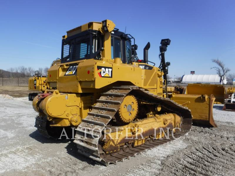 CATERPILLAR TRACTORES DE CADENAS D6T LGPPAT equipment  photo 4