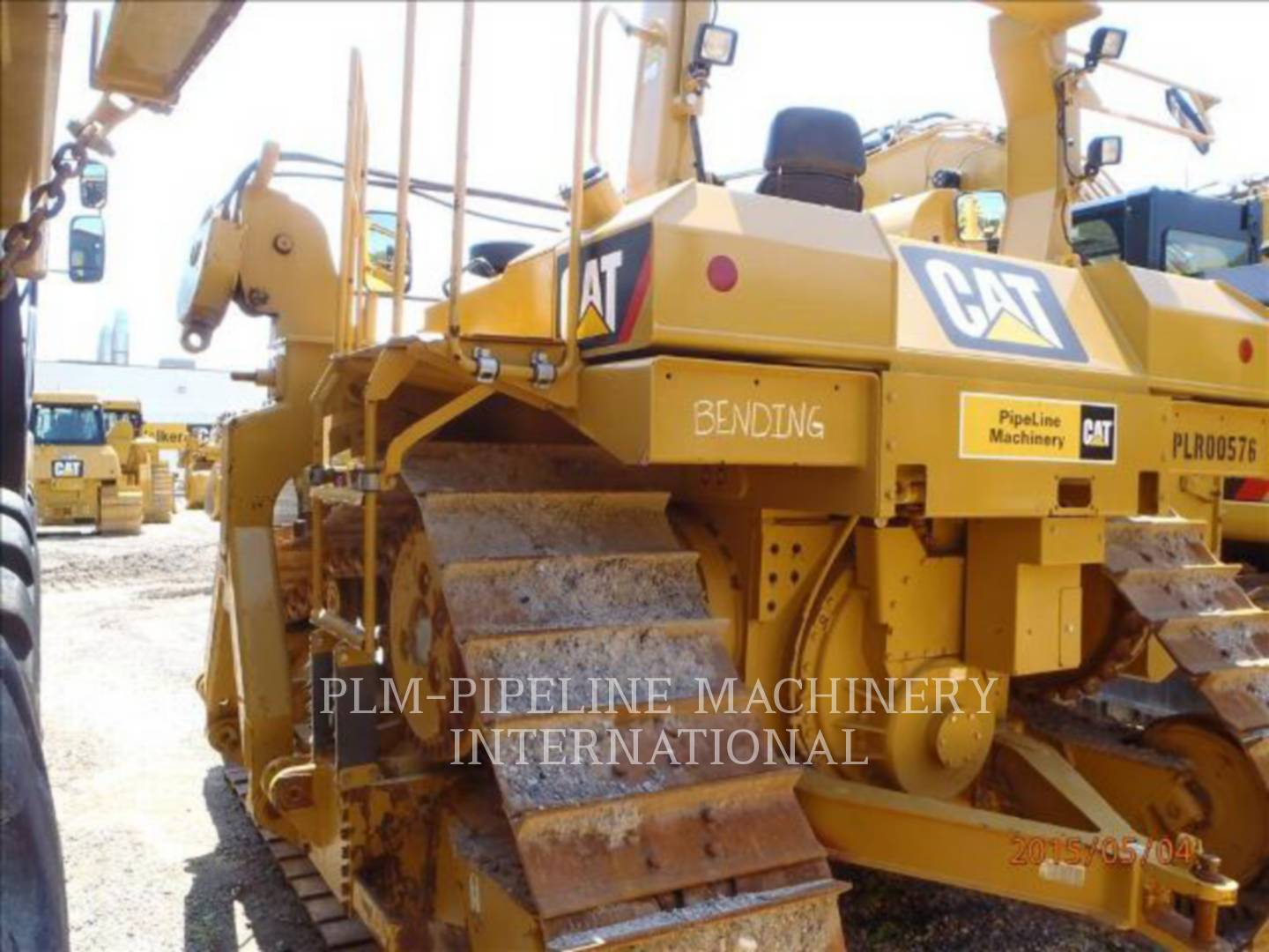 2013 Used CATERPILLAR D6TLGPOEM