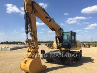 Equipment photo CATERPILLAR M322D PELLES SUR PNEUS 1