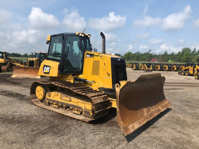 CATERPILLAR TRACK TYPE TRACTORS D 6 K2 LGP equipment  photo 1