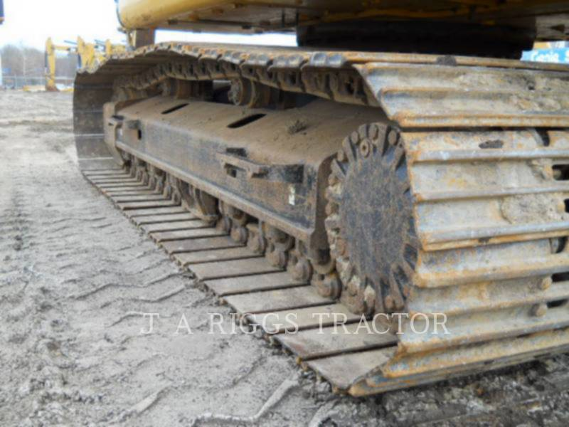CATERPILLAR KOPARKI GĄSIENICOWE 320E 12 equipment  photo 21