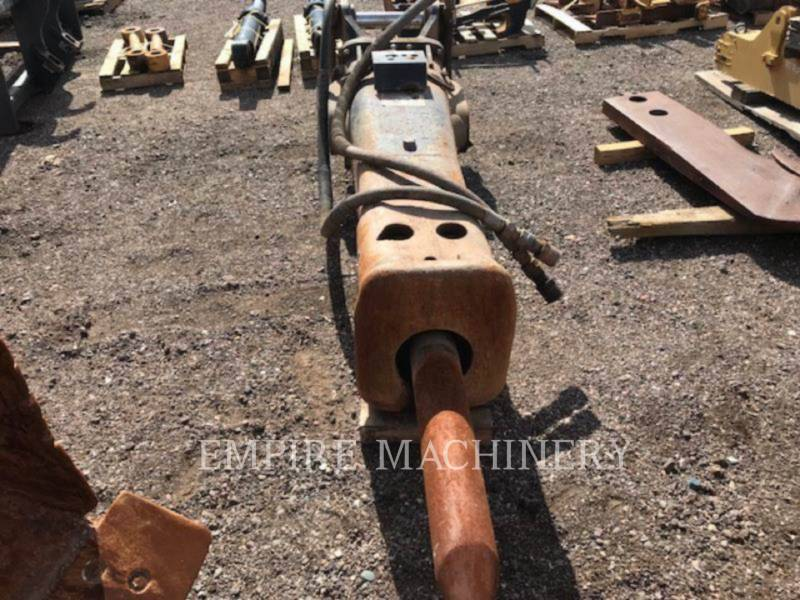 CATERPILLAR HERRAMIENTA DE TRABAJO - MARTILLO H140DS equipment  photo 6