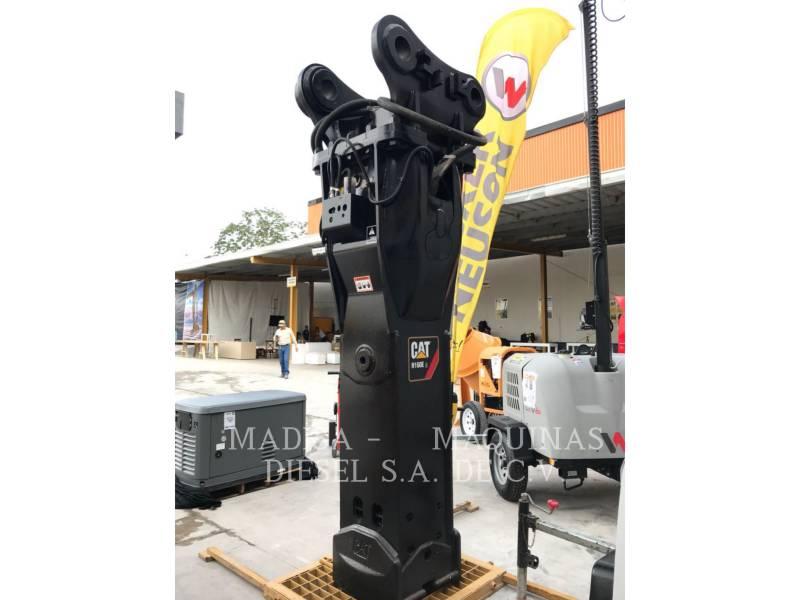 CATERPILLAR AG - HAMMER H160 equipment  photo 14