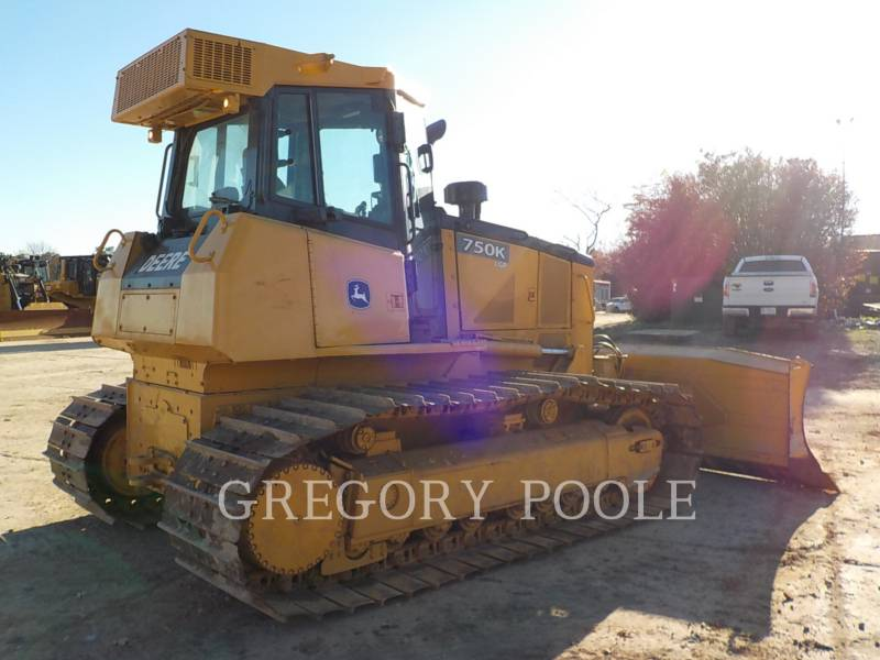 DEERE & CO. ブルドーザ 750K LGP equipment  photo 11
