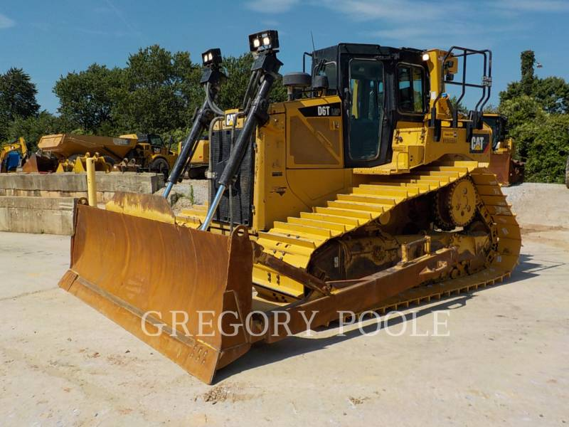 CATERPILLAR MINING TRACK TYPE TRACTOR D6T LGP equipment  photo 1