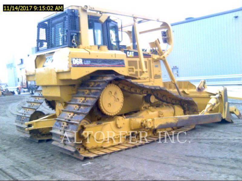 CATERPILLAR TRACK TYPE TRACTORS D6R LGP equipment  photo 4