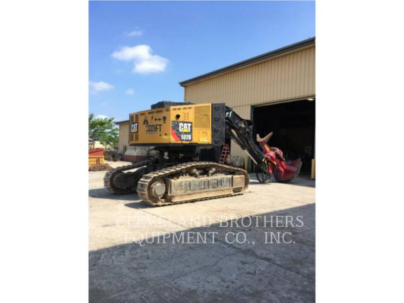 CATERPILLAR FOREST PRODUCTS 522B equipment  photo 3