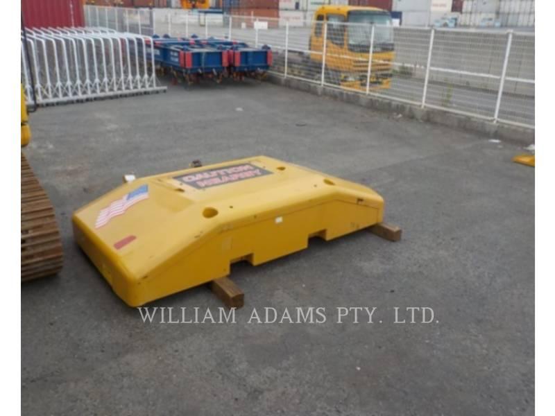 CATERPILLAR TRACK EXCAVATORS 390FL equipment  photo 3