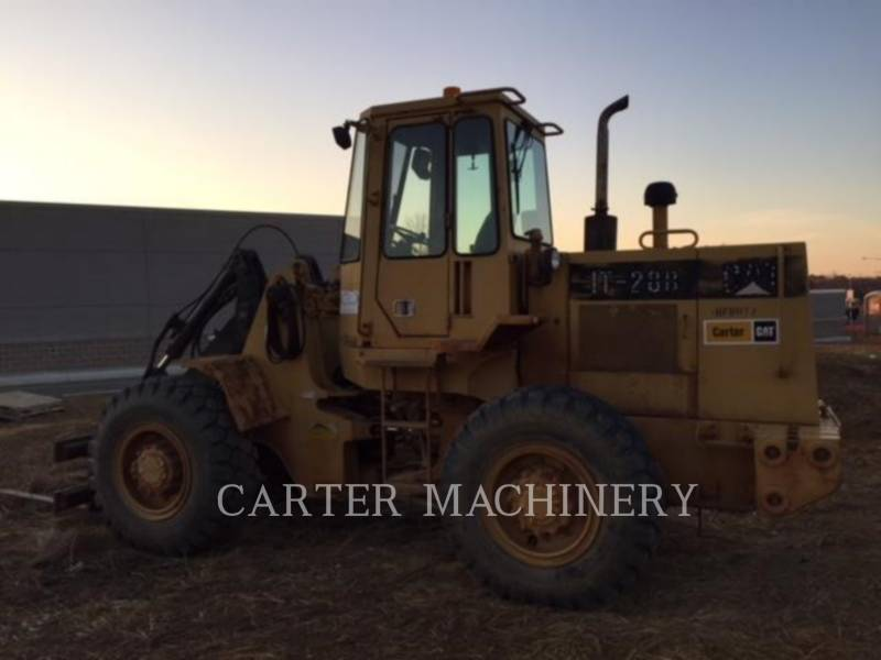 CATERPILLAR CARGADORES DE RUEDAS IT28B equipment  photo 2