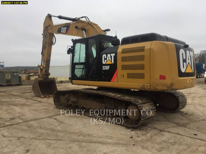 CATERPILLAR PELLES SUR CHAINES 326FL9 equipment  photo 4