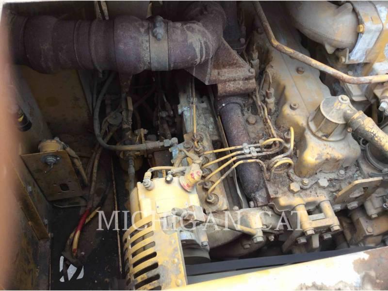 CATERPILLAR WHEEL TRACTOR SCRAPERS 615CII equipment  photo 6