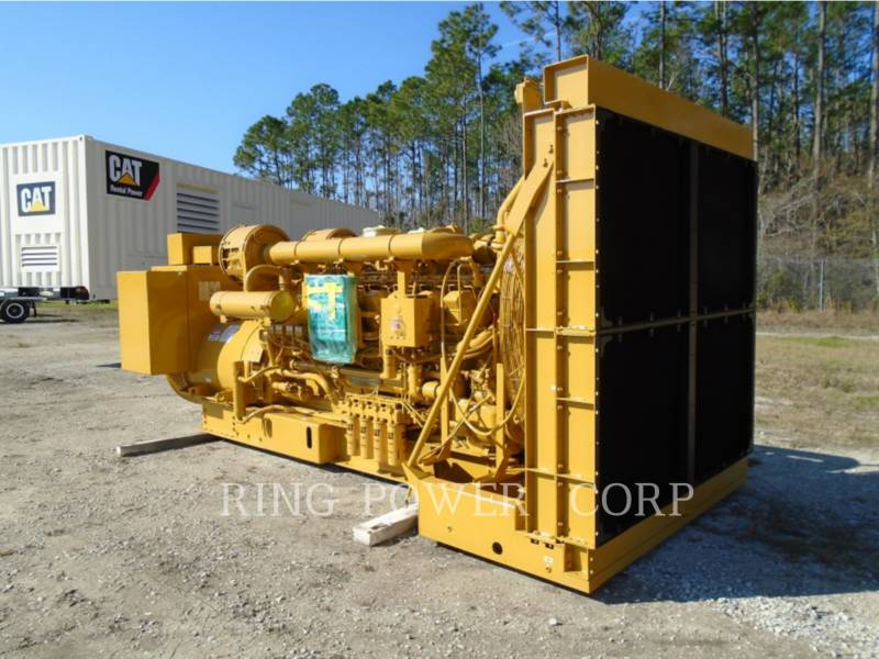 CATERPILLAR STATIONÄRE STROMAGGREGATE 1750 KW equipment  photo 1