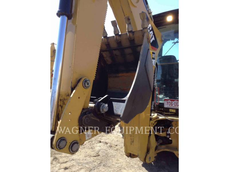 CATERPILLAR CHARGEUSES-PELLETEUSES 420F 4WD equipment  photo 7