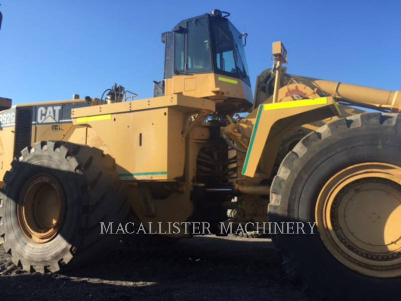 CATERPILLAR PALE GOMMATE/PALE GOMMATE MULTIUSO 992G equipment  photo 5