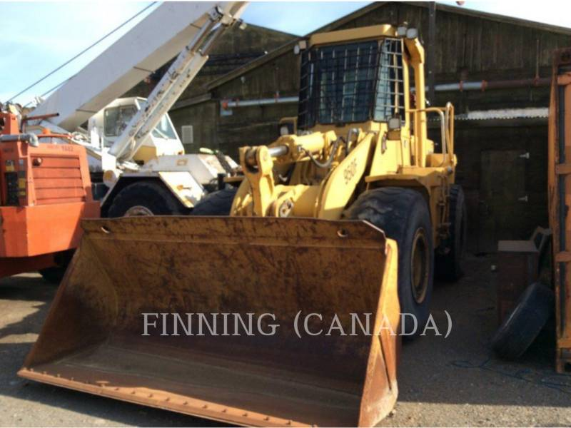 CATERPILLAR RADLADER/INDUSTRIE-RADLADER 950F equipment  photo 5