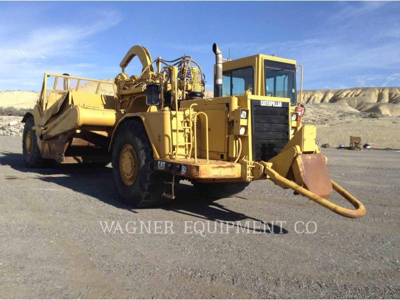 CATERPILLAR DECAPEUSES AUTOMOTRICES 627F equipment  photo 1