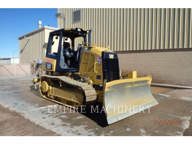 CATERPILLAR KETTENDOZER D3K2XL equipment  photo 1
