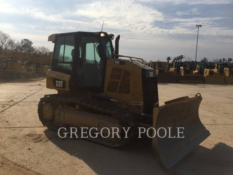 CATERPILLAR KETTENDOZER D5K2 XL equipment  photo 3