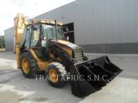 Equipment photo CATERPILLAR 442D CHARGEUSES-PELLETEUSES 1