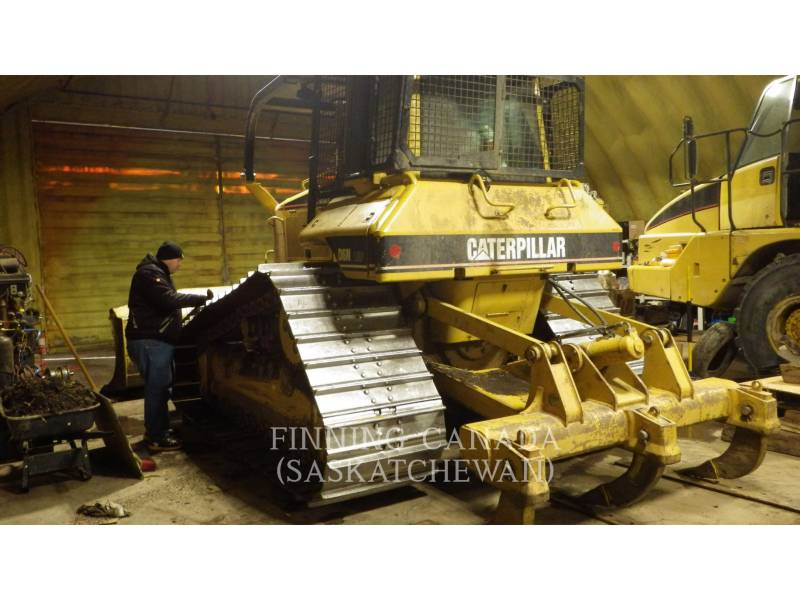 CATERPILLAR TRACTEURS SUR CHAINES D 6 N LGP equipment  photo 2