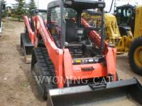 KUBOTA TRACTOR CORPORATION SKID STEER LOADERS SVL75-2 equipment  photo 3