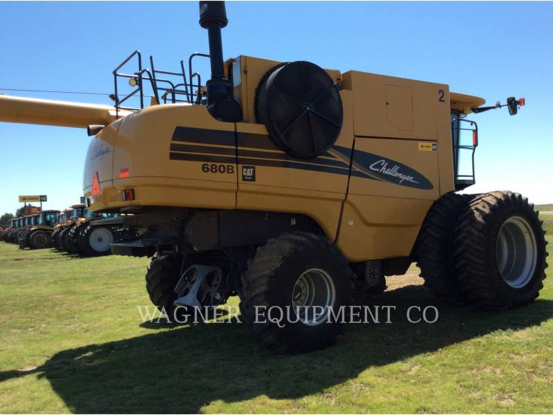 AGCO COMBINES 680B/GRAIN equipment  photo 5