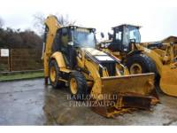 Equipment photo CATERPILLAR 428F2 KOPARKO-ŁADOWARKI 1