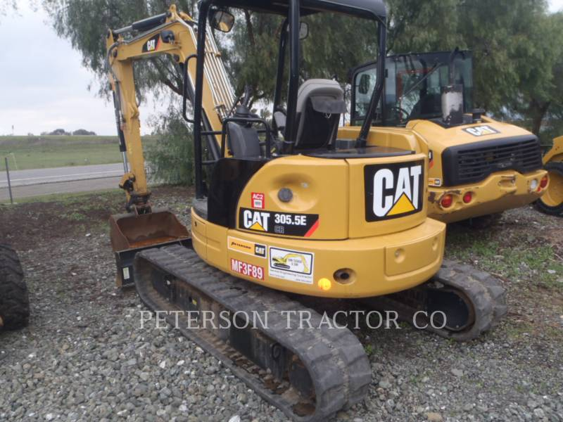 CATERPILLAR TRACK EXCAVATORS 305.5ECR equipment  photo 4