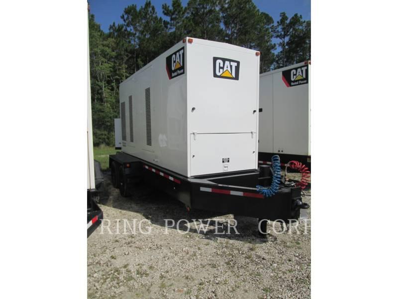 CATERPILLAR PORTABLE GENERATOR SETS XQ 400 equipment  photo 3