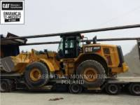 Equipment photo CATERPILLAR 966 M WHEEL LOADERS/INTEGRATED TOOLCARRIERS 1