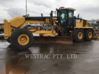Equipment photo CATERPILLAR 16M 鉱業用モータ・グレーダ 1