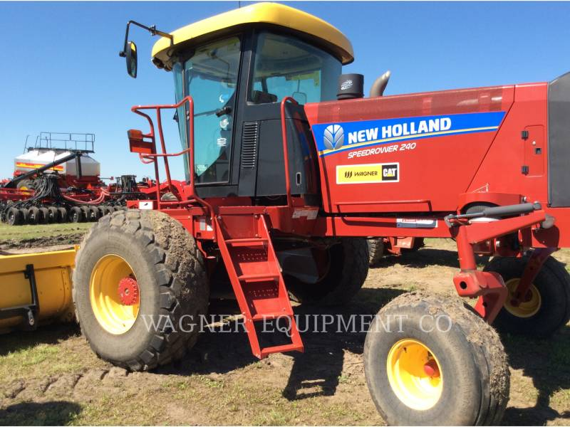 NEW HOLLAND LTD. 農業用集草機器 240 equipment  photo 2