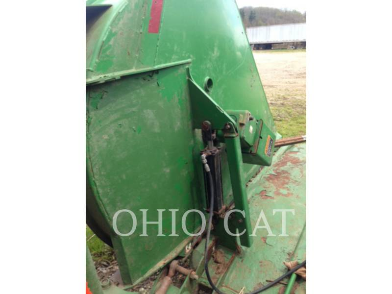 JOHN DEERE PLANTING EQUIPMENT HX15 equipment  photo 3