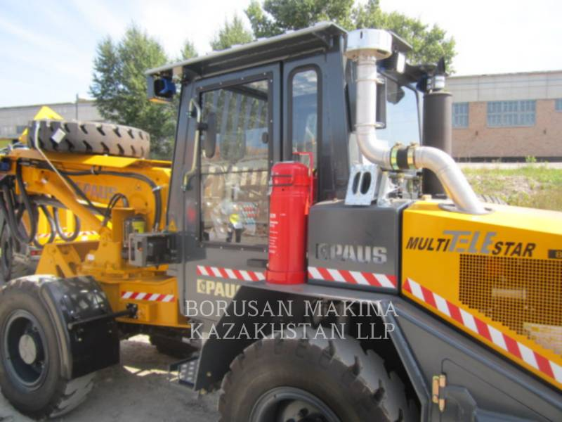PAUS WHEEL LOADERS/INTEGRATED TOOLCARRIERS PAUS-RL-852 TSL2.4 equipment  photo 18