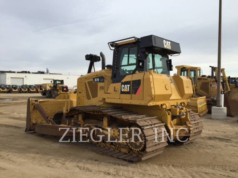 CATERPILLAR 鉱業用ブルドーザ D7ELGP equipment  photo 2