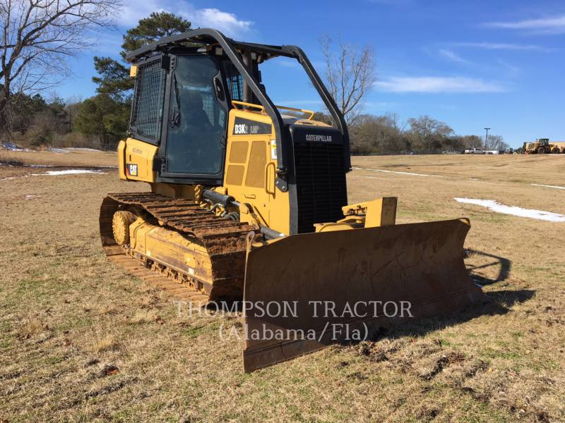 CATERPILLAR TRACK TYPE TRACTORS D3K2 equipment  photo 1
