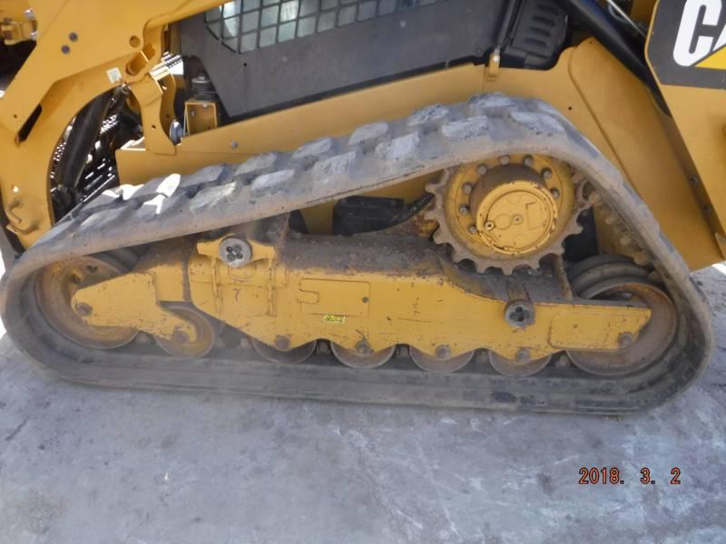 CATERPILLAR 多様地形対応ローダ 289D equipment  photo 10
