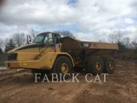 CATERPILLAR ARTICULATED TRUCKS 740 equipment  photo 21