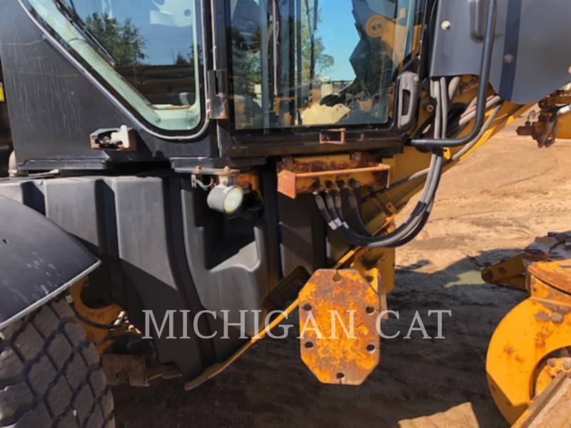 CATERPILLAR MOTORGRADER 140M2 equipment  photo 17