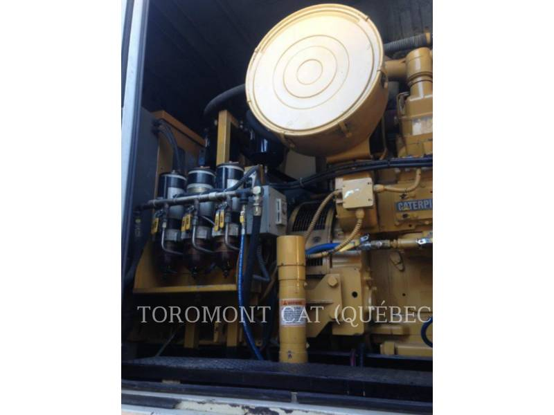 CATERPILLAR POWER MODULES (50494) XQ1000 3512 1000KW 600V equipment  photo 9