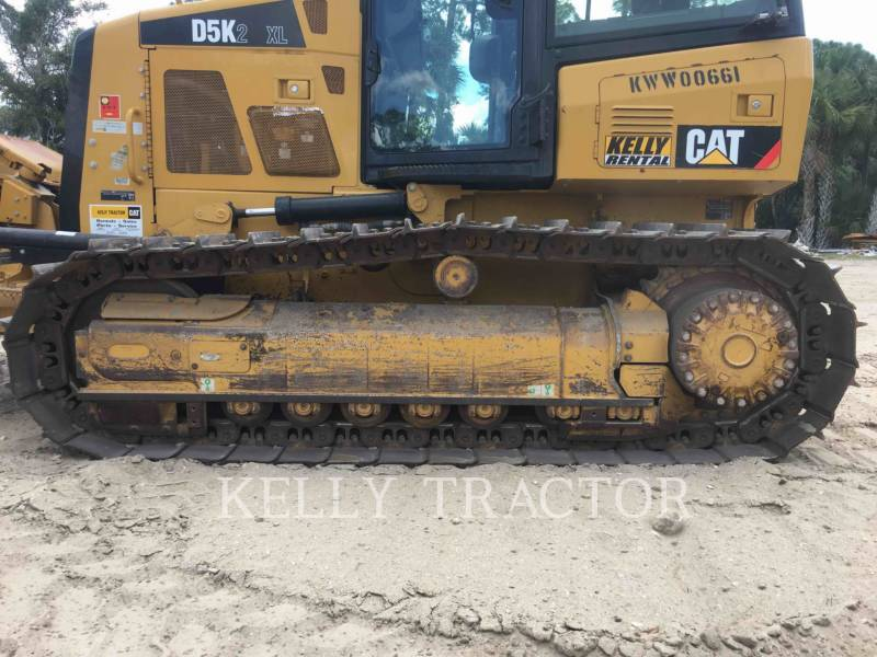 CATERPILLAR KETTENDOZER D5K2XL equipment  photo 10