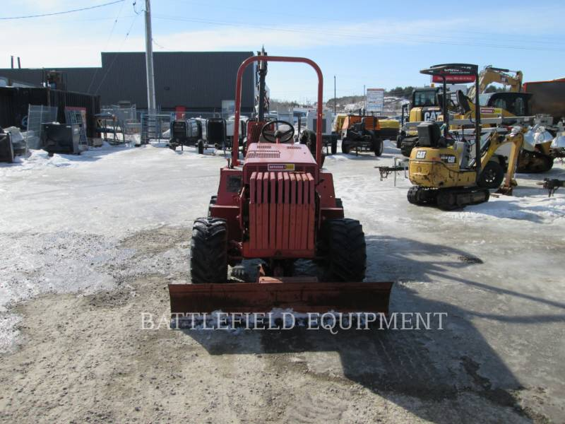 DITCH WITCH (CHARLES MACHINE WORKS) TRENCHERS 3700 equipment  photo 7