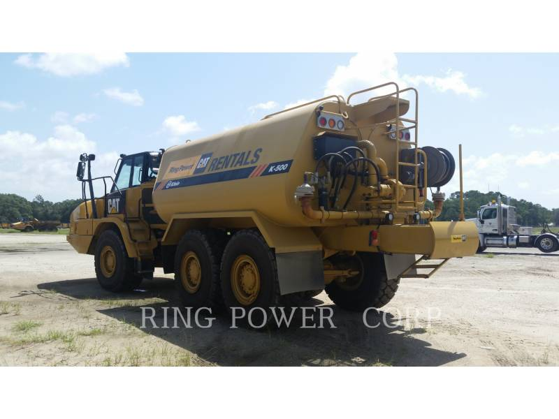 CATERPILLAR WASSER-LKWS 725C2WW equipment  photo 4