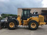 DEERE & CO. RADLADER/INDUSTRIE-RADLADER 644K equipment  photo 5