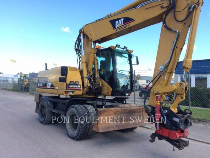 CATERPILLAR MOBILBAGGER M318C equipment  photo 4