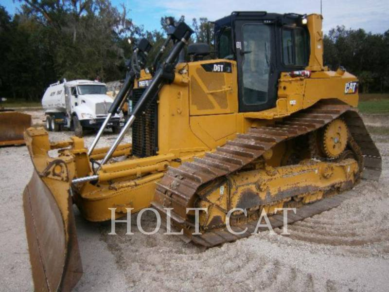 CATERPILLAR TRACK TYPE TRACTORS D6T LGPVP equipment  photo 2